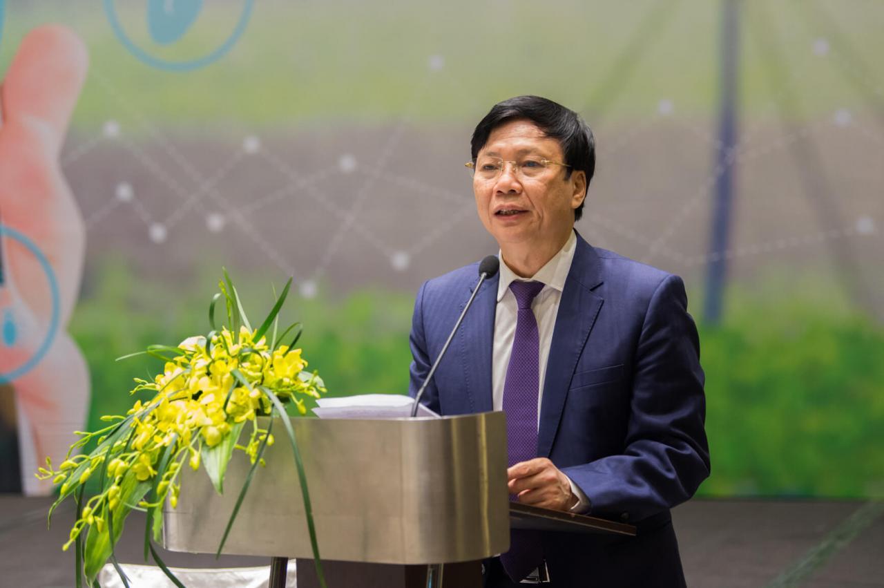 Nhà báo Hồ Quang Lợi - Phó Chủ tịch - Hội nhà báo Việt Nam
