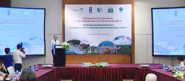 Kỷ niệm 25 năm đồng hành cùng Công ước đa dạng sinh học